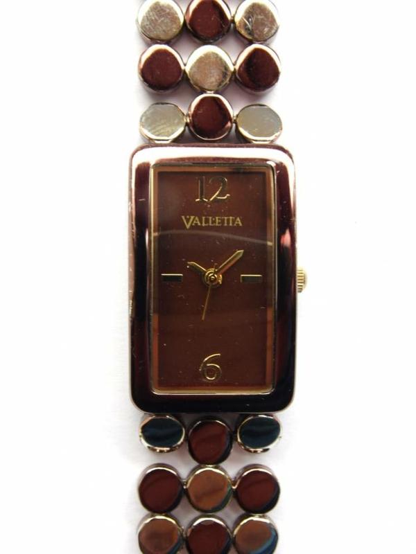 Valetta by FMD часы из США пятнистый браслет механизм Japan SII